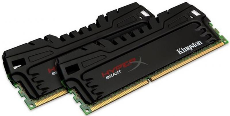 KINGSTON DIMM 16GB 2X8GB DDR3 PC15000 1866MHZ HYPERX CL10 XMP